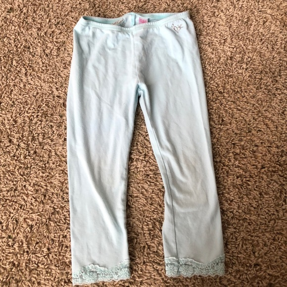Justice Other - One pair of size 7 justice capris.